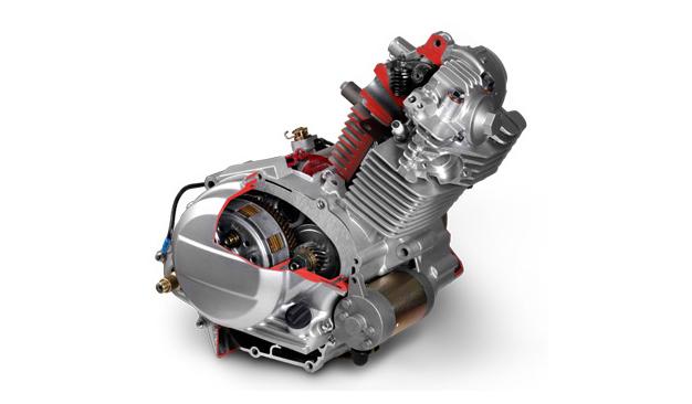浅谈摩托车发动机故障检修经验与窍门(二)