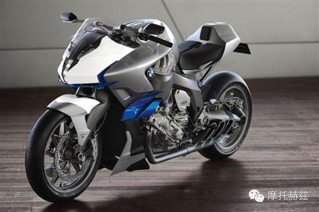 宝马六缸概念摩托车Concept6曝光