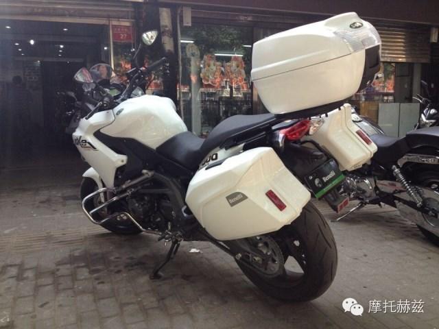 钱江贝纳利黄龙巡航版bj600gs-a评测
