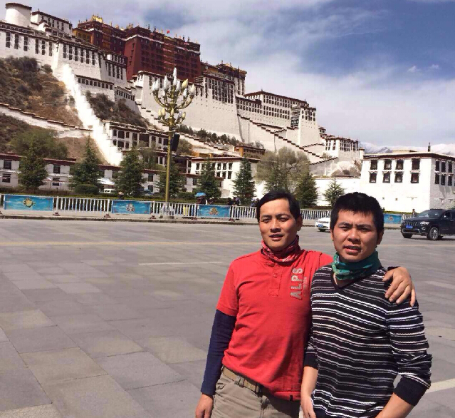 灵魂回归我与LX650的西藏行(第十一天)