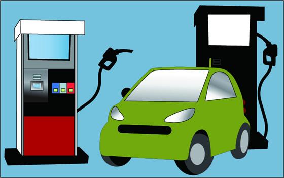 消费者同时也有很多疑问:同一公司旗下的加油站销售的汽柴油中为何