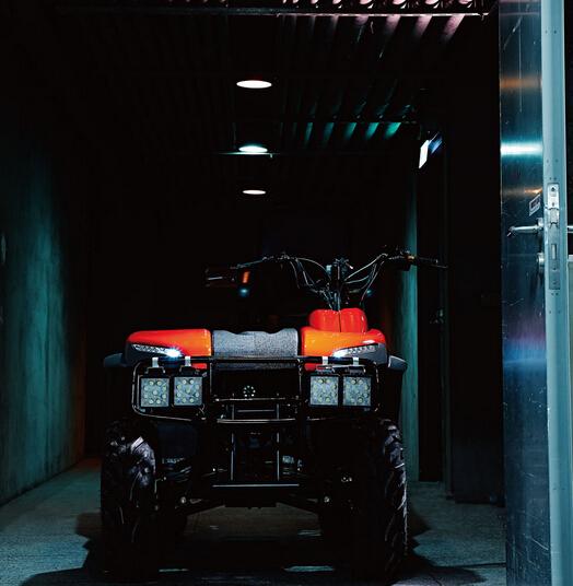CabexRescuer:台湾大学生设计改良式ATV
