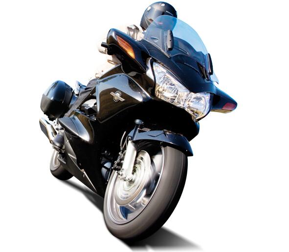 本田大贸ST1300:高度舒适旅行摩托车