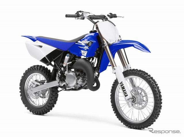 雅马哈越野摩托车YZ系列8月开始发售【5】