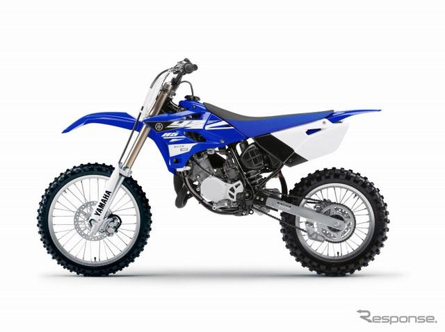 雅马哈越野摩托车YZ系列8月开始发售【4】