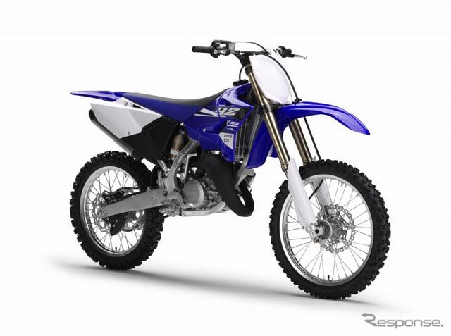 雅马哈越野摩托车YZ系列8月开始发售【3】