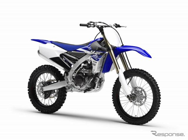 雅马哈越野摩托车YZ系列8月开始发售【6】
