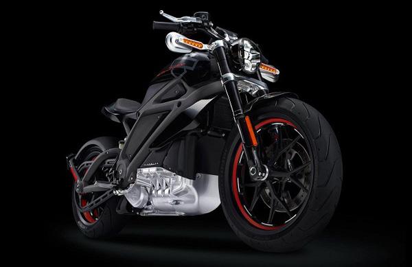 哈雷-戴维森推出「LiveWire」电动摩托车计划