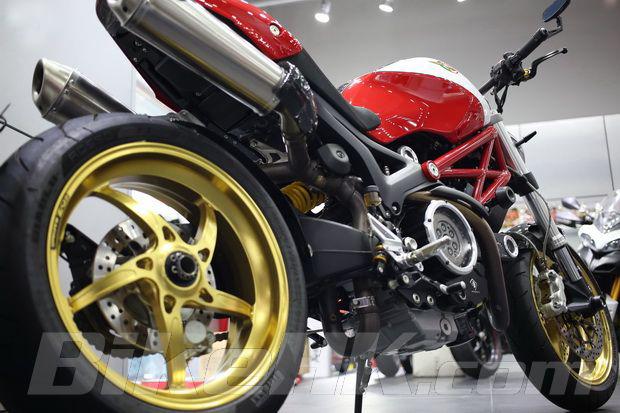 霸气尽显DucatiMonster796改装
