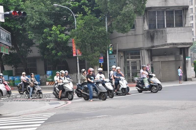 台湾摩托车印象