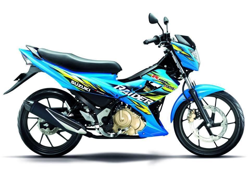 """泰国Suzuki推出新款""""入侵者""""FU150RaiderR"""