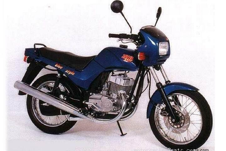 佳娃Jawa640 Style De Lux