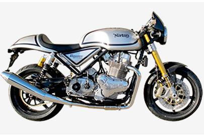 诺顿NortonCommando 961 Cafe Racer