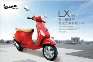 LX 150ie图解(2张)