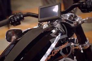 哈雷电动摩托车首测