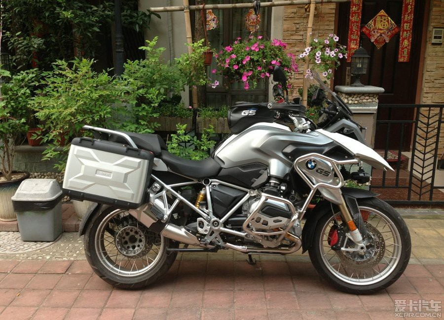 宝马水鸟r1200gs骑行感受和经验分享