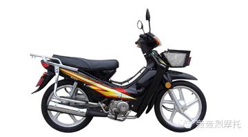 跨骑摩托车换档体会