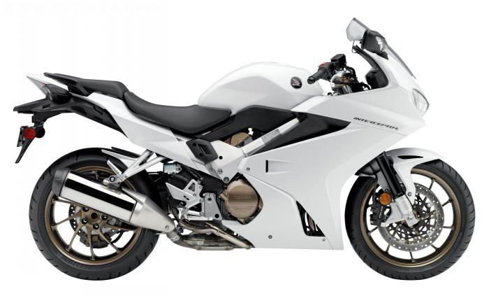 Honda发布2014'VFR800F美国版