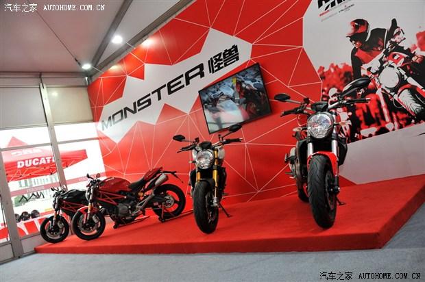 专为中国设计杜卡迪发布三款全新车型