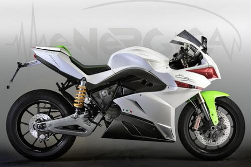 意大利电动摩托EnergicaEgo:摩托车界的F1