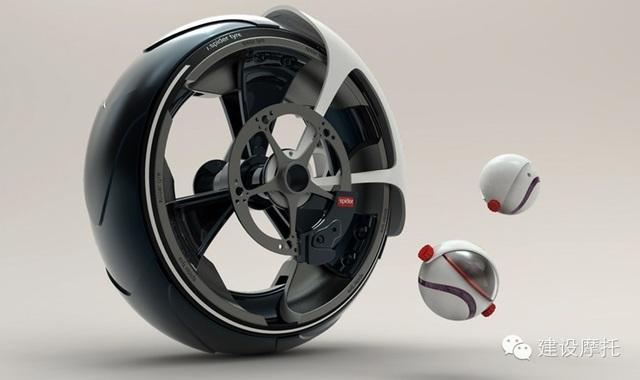 浅析摩托车轮胎的保养(一)
