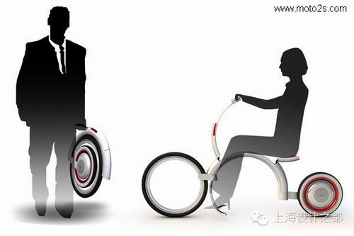 奇趣!蜗牛摩托车