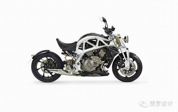 英国摩托车制造商ARIEL推出ACE定制车