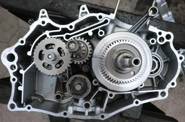 摩托车发动机修理注意事项六