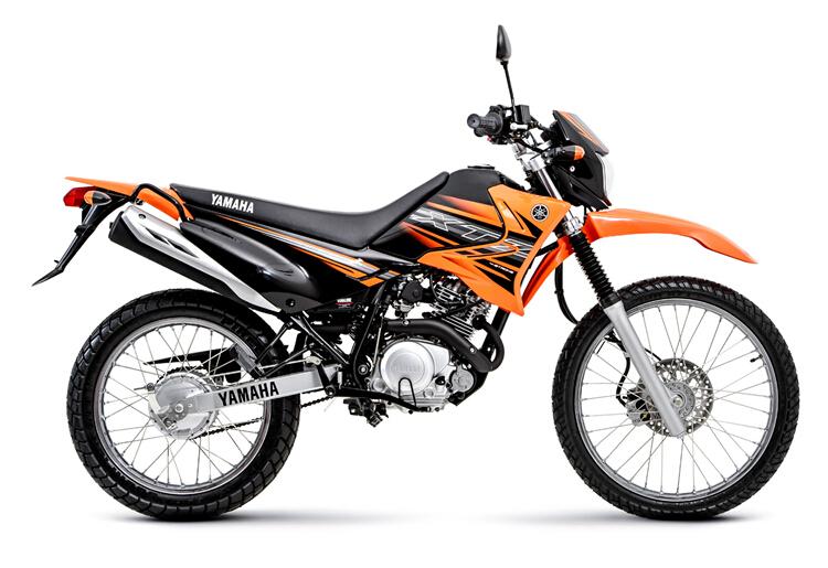 Yamaha2015'XTZ125E巴西版