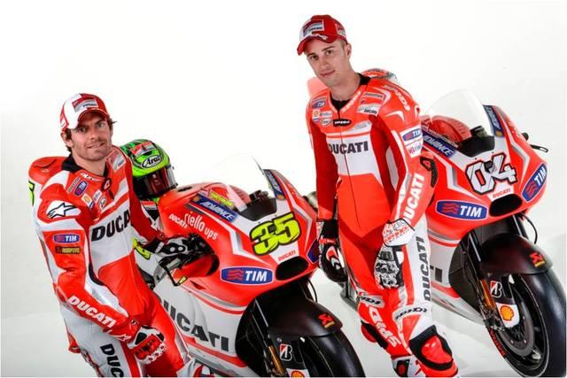 解密杜卡迪MotoGP车队