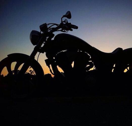 走进北极星心脏胜利摩托车生产线