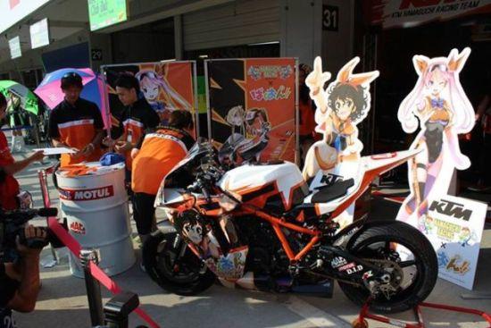 2014日本铃鹿8耐亚洲摩托赛事随拍