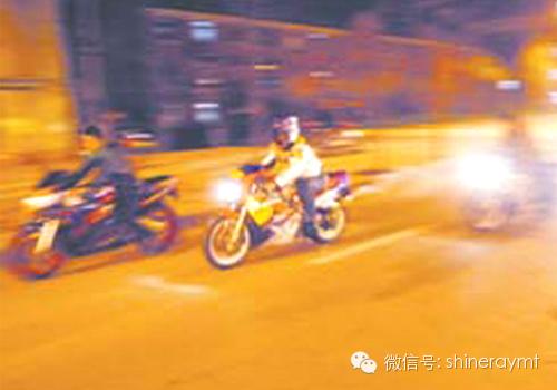 摩托车夜间行驶注意事项