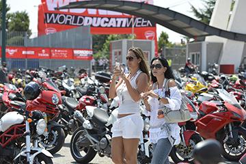 倒��r�商欤�WDW2014杜卡迪世界周