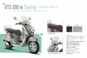 GTS 300 ie Touring图解(2张)