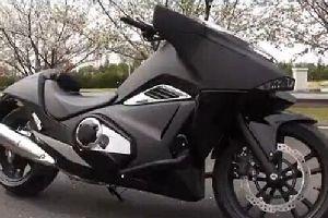 2015 Honda NM4-01摩托车首发试驾
