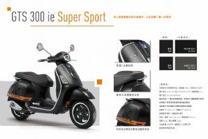 GTS 300 ie Super Sport图解(2张)