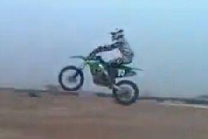 越野摩托车搞笑意外合集(2)
