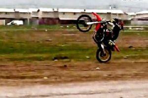 越野摩托车搞笑意外合集(3)