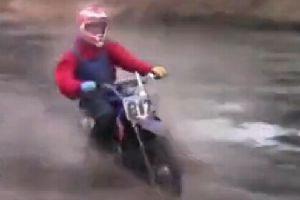 越野摩托车搞笑意外合集(6)