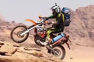 行驶7000公里,7个国家摩托车大冒险