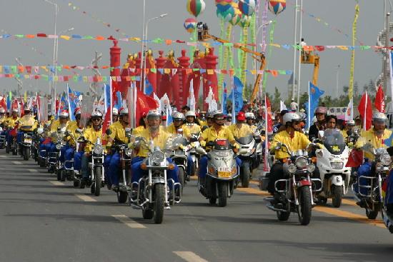 第十一届宁夏国际摩旅节将于7月25日举办