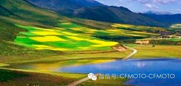 摩旅推荐:酷夏畅游五大清凉湖泊