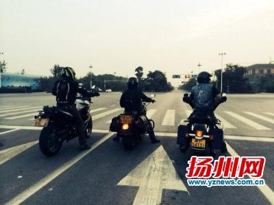 追风老男孩曾骑摩托车去泰国