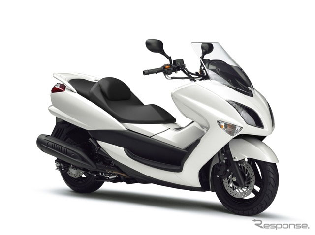 雅马哈勇夺2014上半年小型摩托销冠