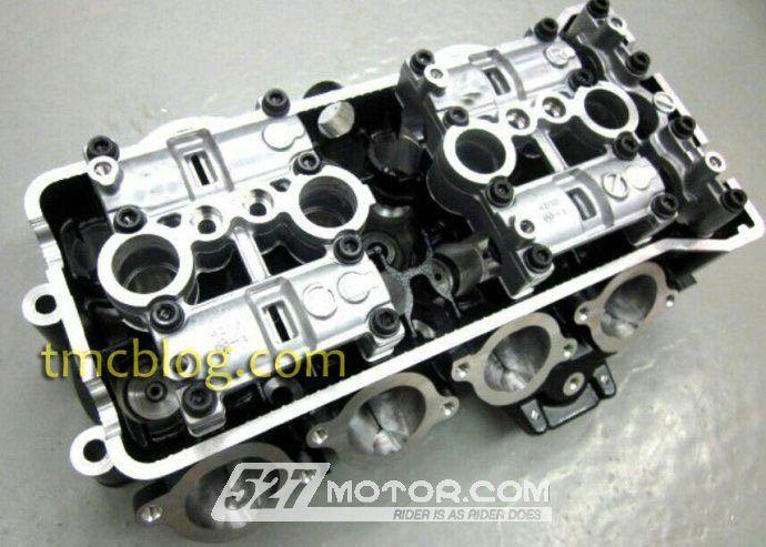 川崎即将推出250cc四缸引擎?