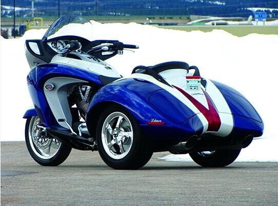 美式经典重机美国胜利摩托车