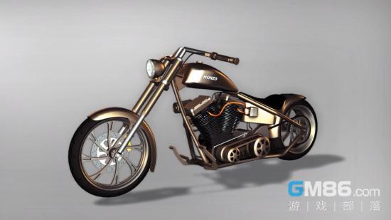 体验摩托车组装的乐趣《Monzo》游戏即将发布