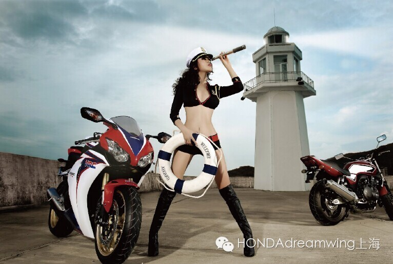 清凉一夏 Honda DreamWing上海店8月活动