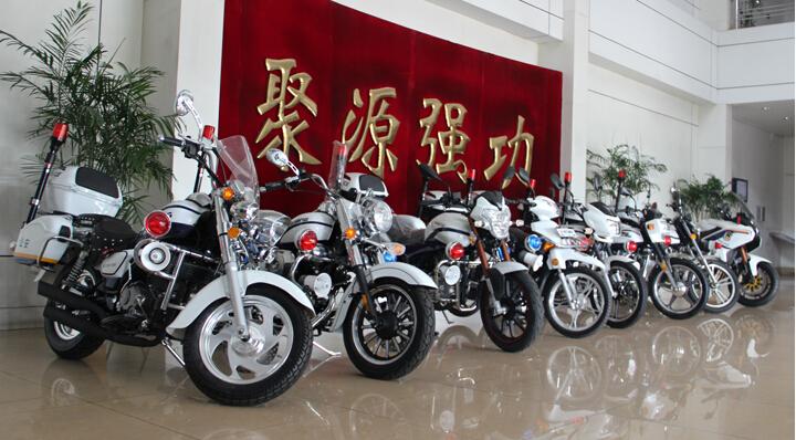 蓝宝龙300警用版即将亮相北京交博会